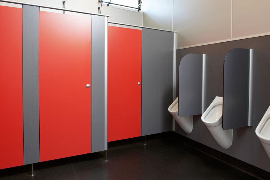 3 tiêu chuẩn kỹ thuật của vách ngăn vệ sinh
