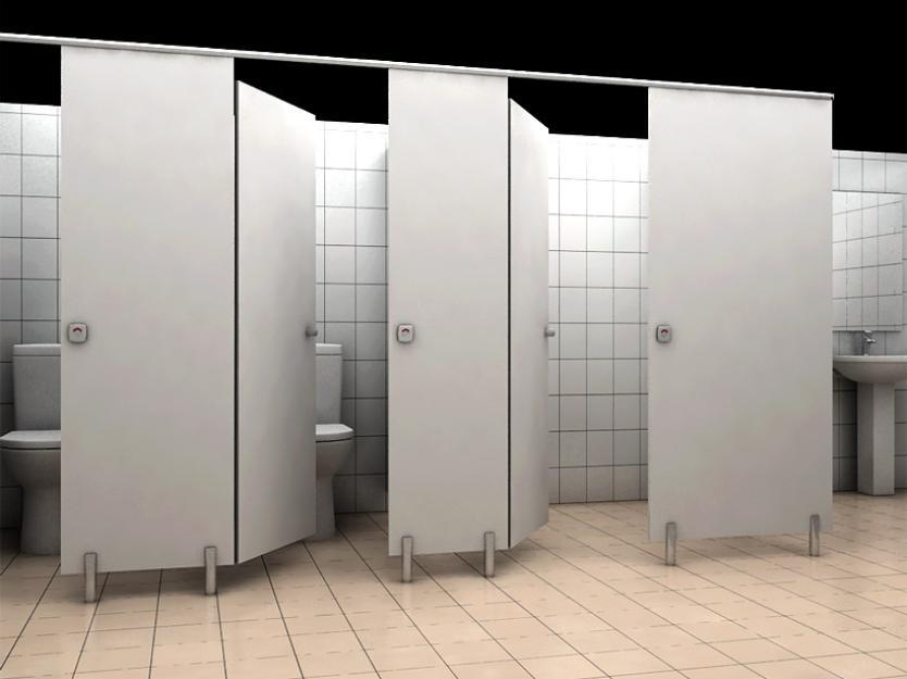 3 cách lựa chọnphụ kiện vách ngăn vệ sinh THM đồng bộ nhất
