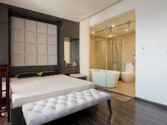 Nhà vệ sinh trong phòng ngủ - Mẫu 5