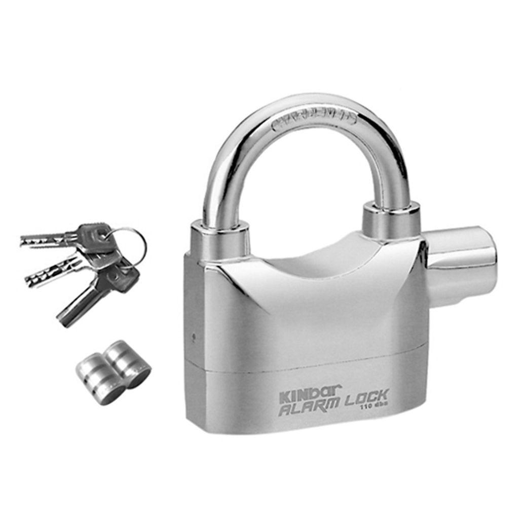 Mẫu khóa an toàn nhất cho cửa sắt