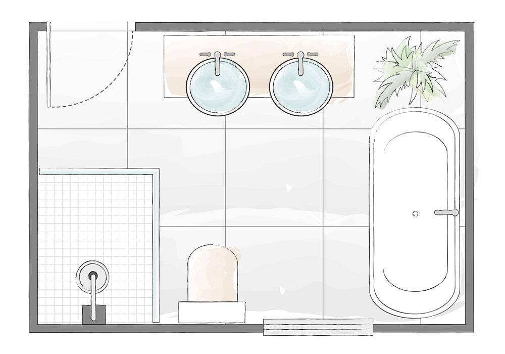 mẫu nhà vệ sinh kích thước tiêu chuẩn 4