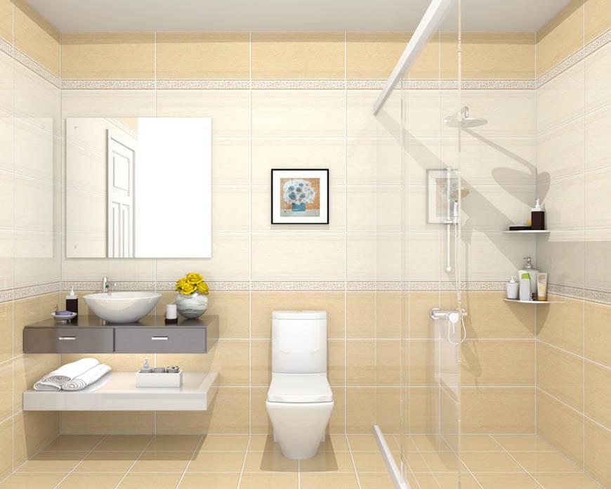 kích thước nhà vệ sinh theo tiêu chuẩn