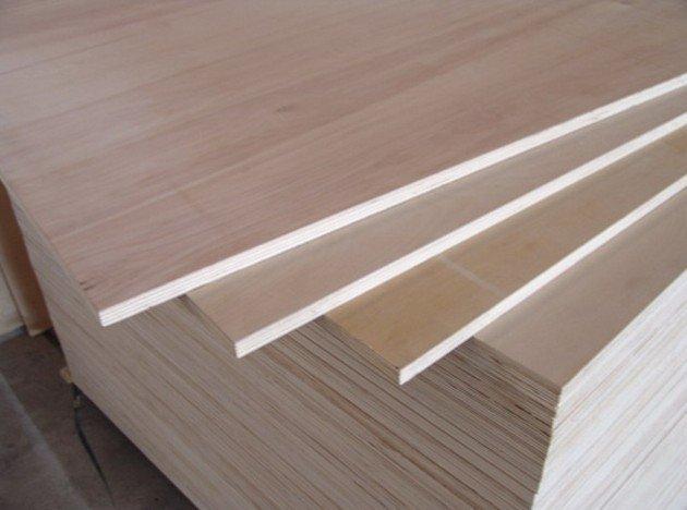 làm vách ngăn phòng bằng ván ép gỗ